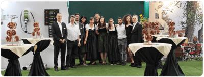 SLRack Team Intersolar 2019