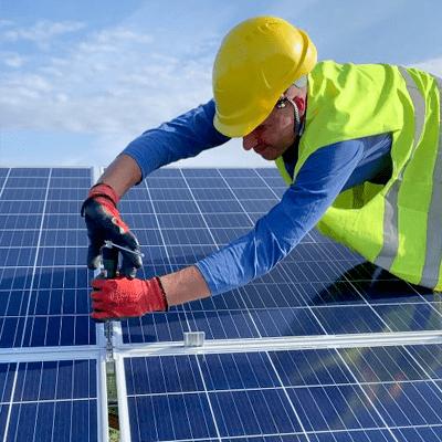 SLRack-Photovoltaikloseungen-Solarpark-Schletter