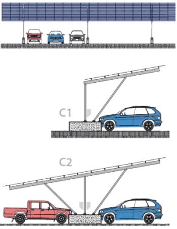SL-Rack Carport CAR PROTECTION