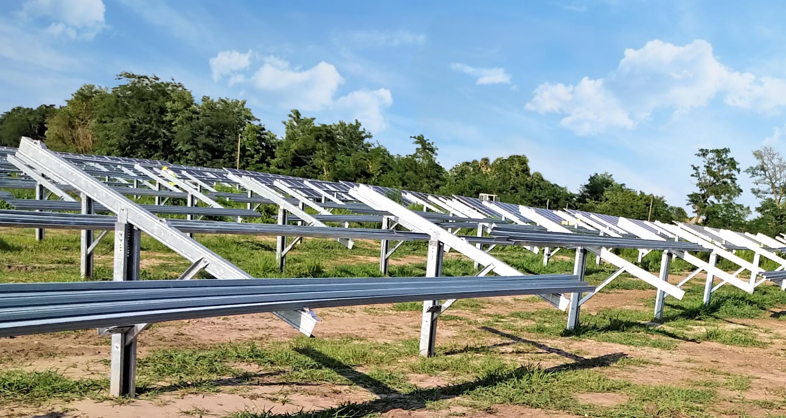 SL Ground Steel - 2V | Standort: Nordrheinwestfalen, Deutschland | Leistung: 749 kWp