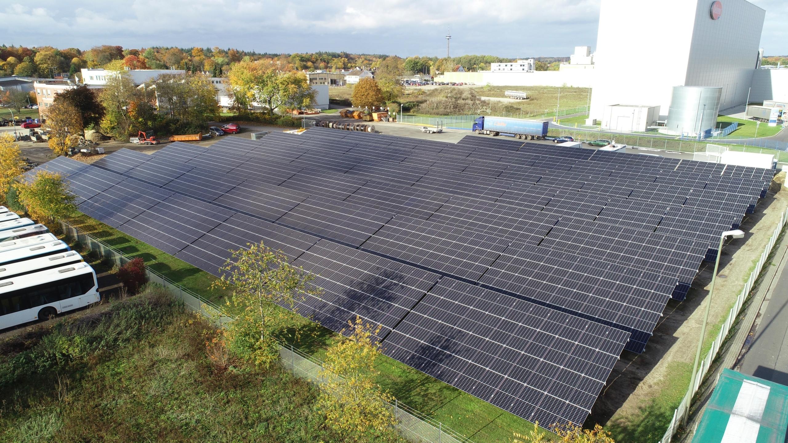SL Rack Freiflächensystem - 3V | Standort: Niedersachsen, Deutschland | Leistung: 749 KWp